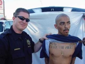 полиция 058